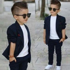 little boy suit