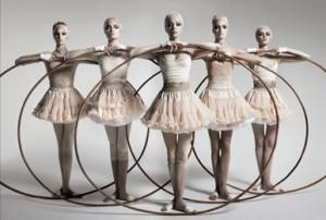 Ballerina Rings
