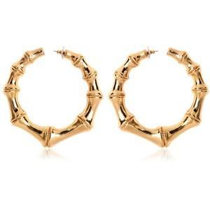 Balmain Gold Hoops
