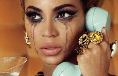 Beyonce Cry