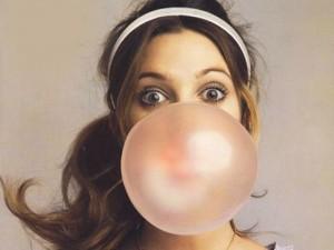Bubblegum Blowing