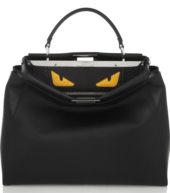 Fendi Peekaboo.CurrentlyObsessed