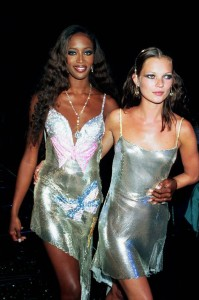 kate moss naomie campbell
