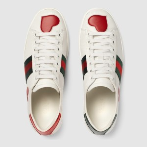 white tennis shoes gucci
