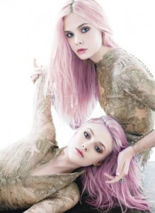 fanning sisters hair