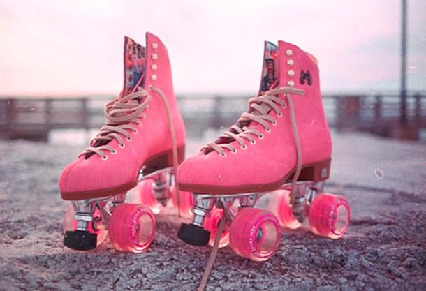 Pink Blades