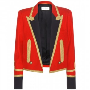 Red Jacket Blazer