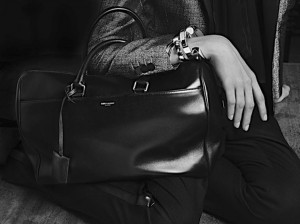 black white bag saint