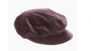 vuitton suede hat