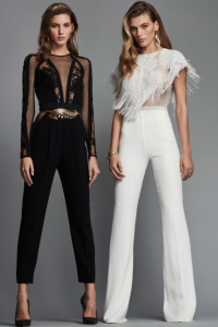 zuhair murad pants set