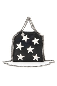 Stella McCartney Black Star Bag