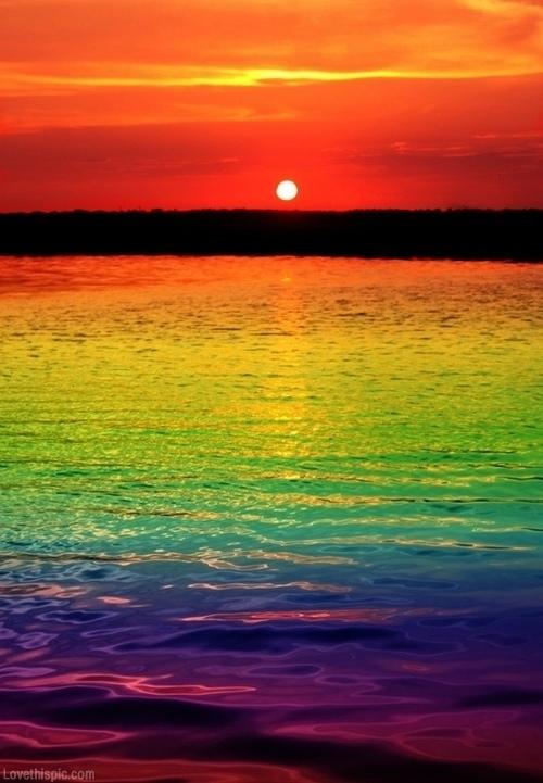 Unexpected Rainbows