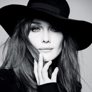 supermodel french