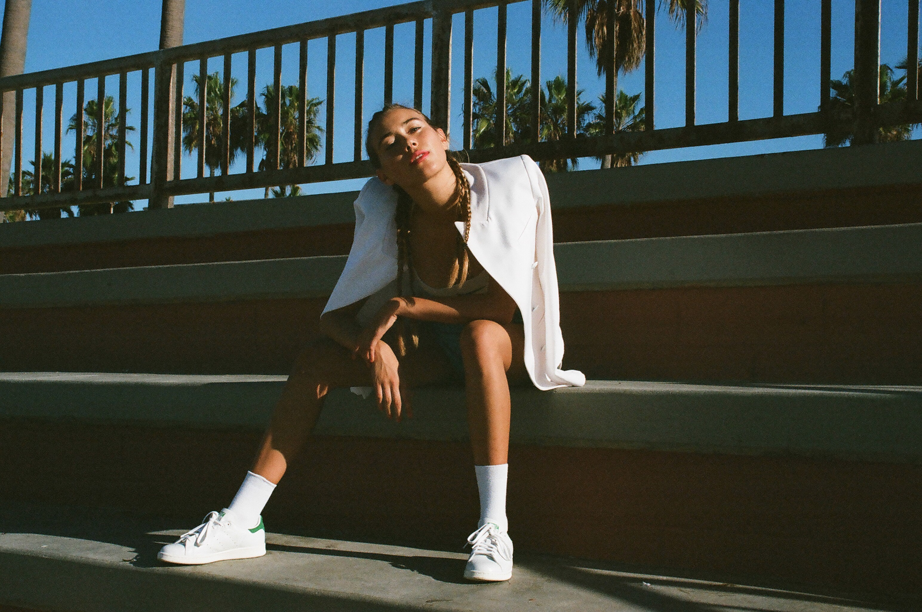 Petie Sjogren_Bleechers_Adidas