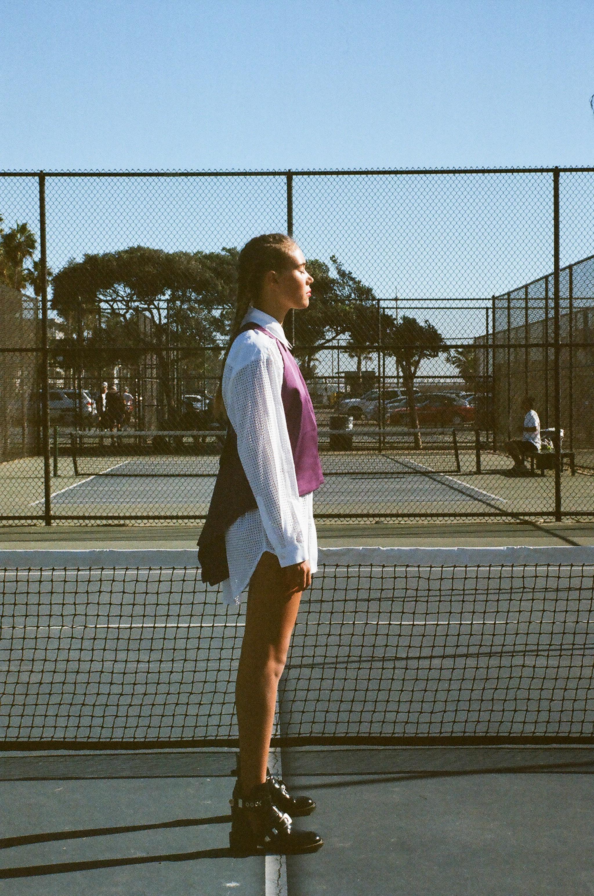 Petie Sjogren_TennisCourt