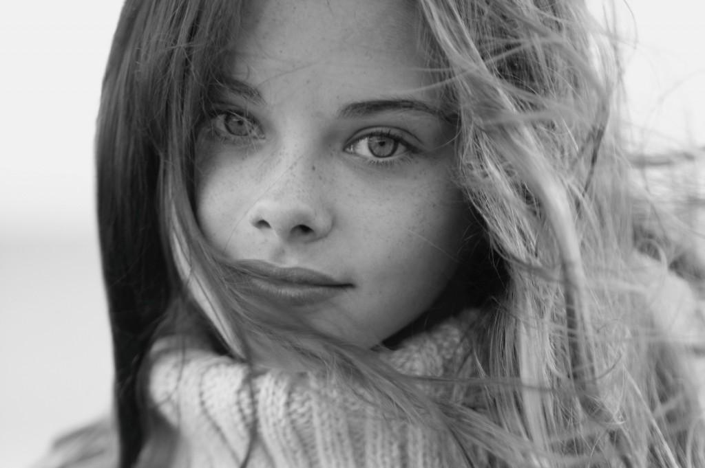 Meika Woollard Little Model