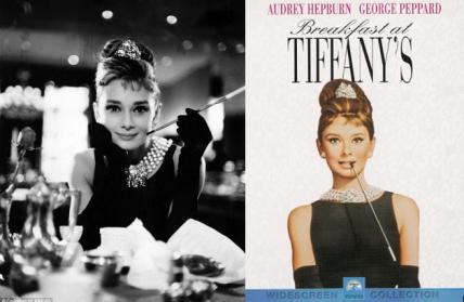 10 Iconic Fashion Movies - Breakfast At Tiffany's