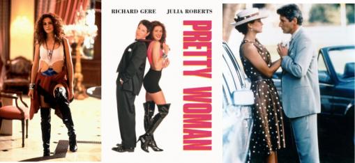 10 iconic fashion movies - pretty woman