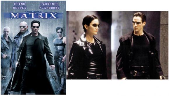 10 iconic fashion films - the matrix