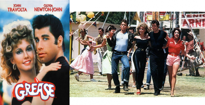 10 iconic fashion films - grease