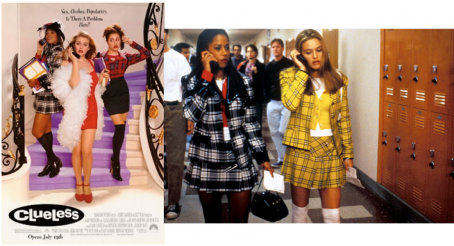 10 iconic fashion films - clueless