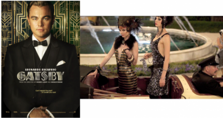 10 iconic fashion films - the great gatsby