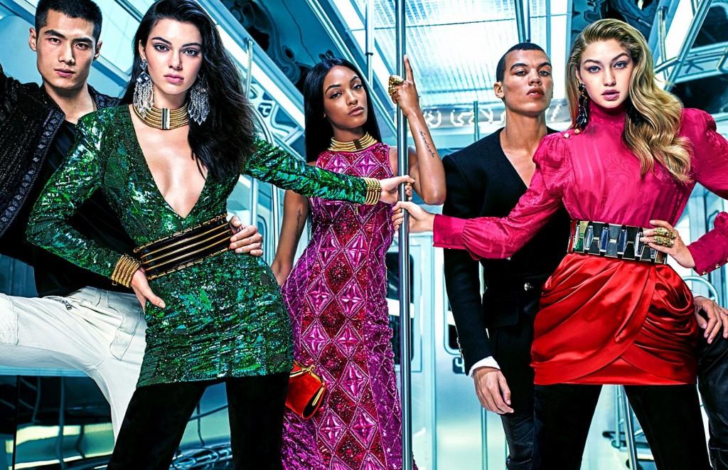 balmain top designers of 2015