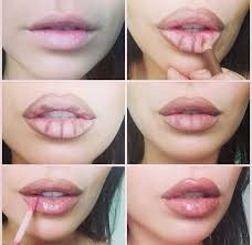 trends maximising your lips