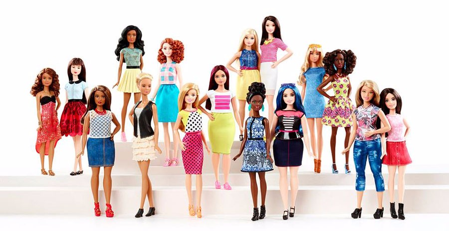 barbie the dollevolves