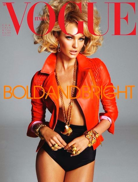 Candice Swanepoel Vogue