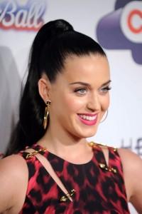 Katypery ponytail