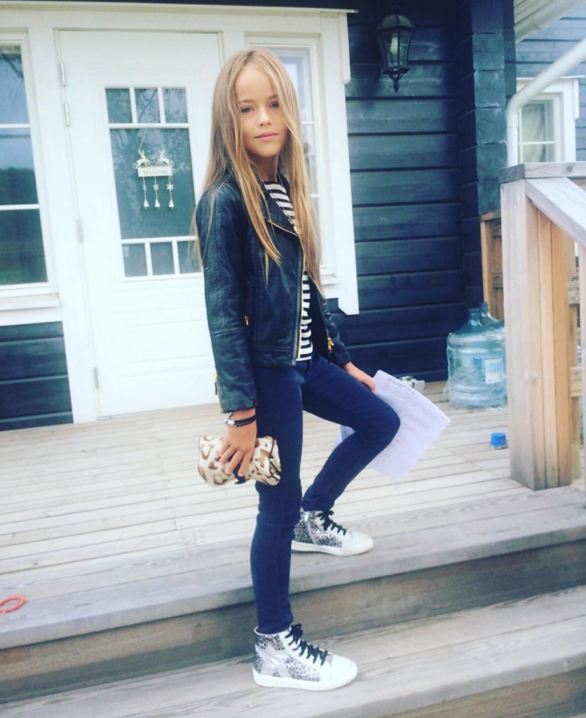 Kristina pimenova fashion bank 33