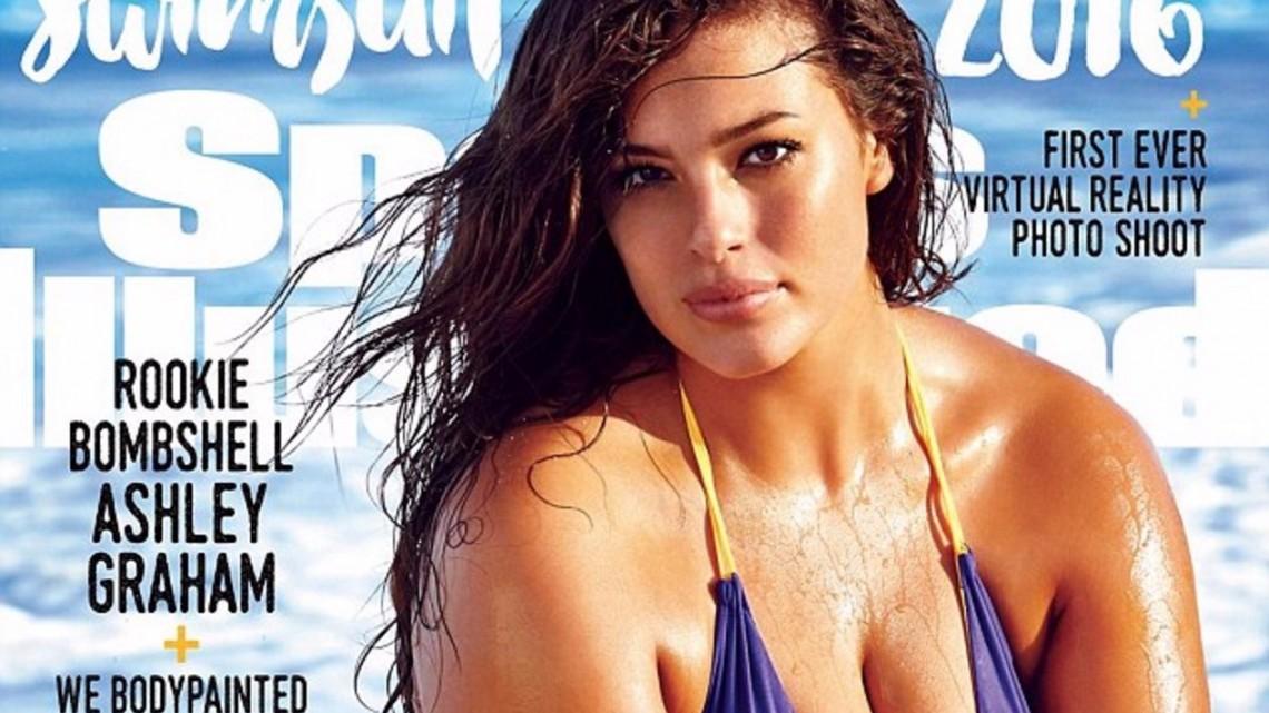 Ashley Graham Sports Illustrated cover