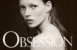 kate moss for calvin klein obsession