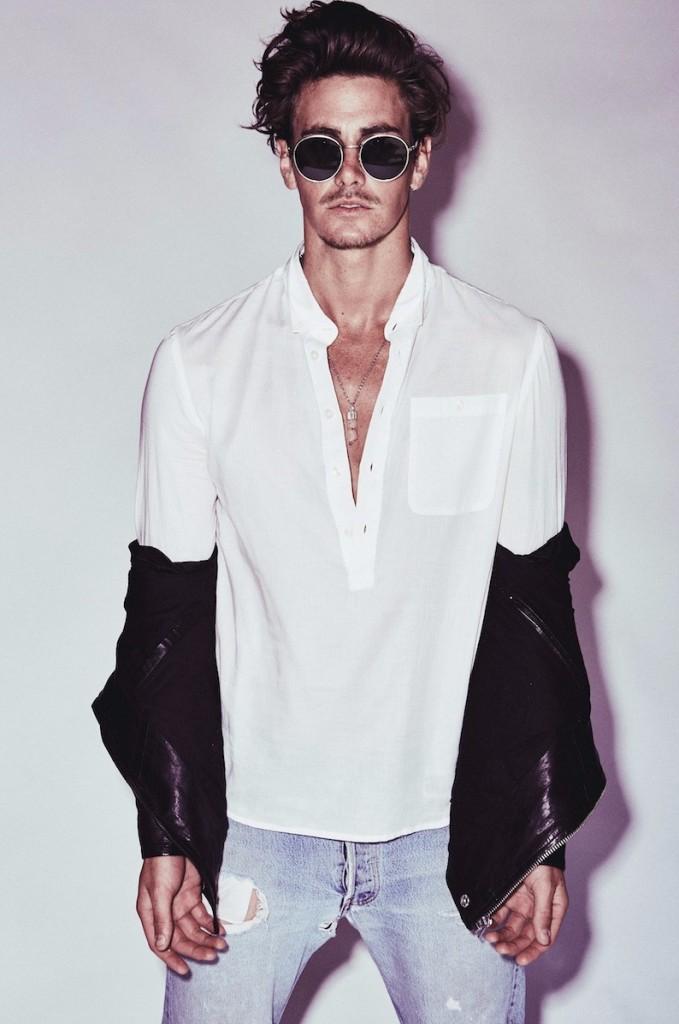 male models, oli benz, tommy Mckeown
