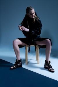 fashion editorial, sharon timmer, georgie perkins