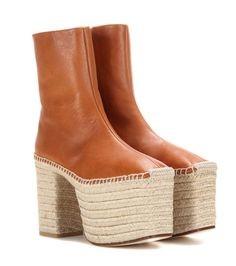 balenciaga platform shoes