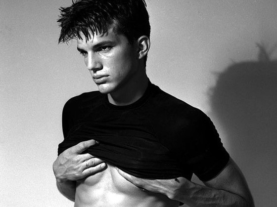 ashton kutcher model