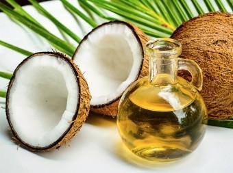 coconut oil, model secret, model tips