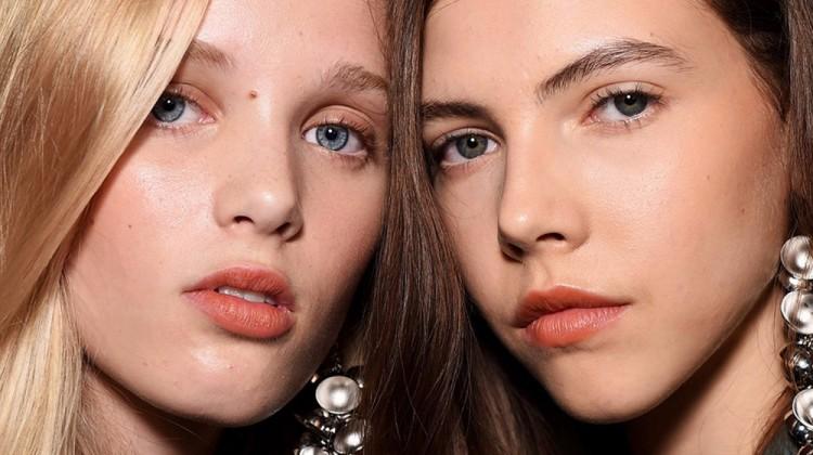 j.w anderson fashion week beauty