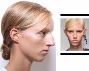 jil sander fashion week beauty