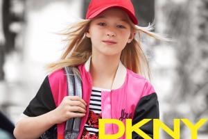 famous child model