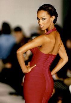 tyra banks, top model