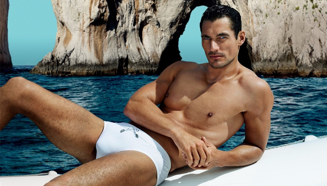 rich models, david gandy