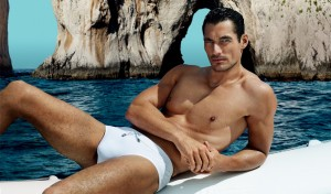 rich models, david gandy