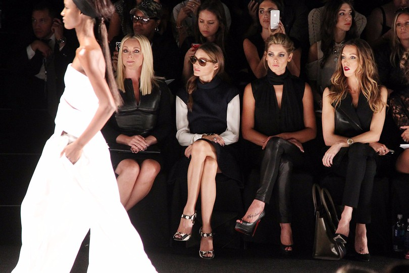 blogger vs model