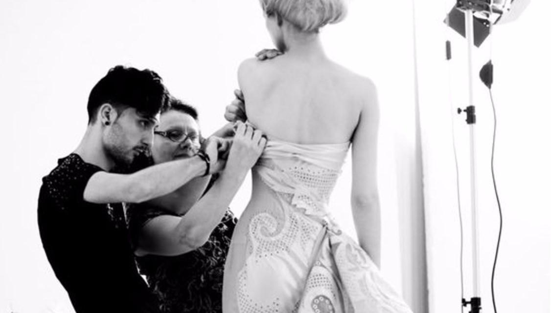 fashion designer, up & coming designers, NYFW