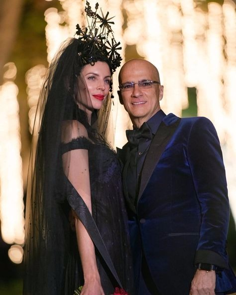 Liberty Ross and Jimmy Lovine