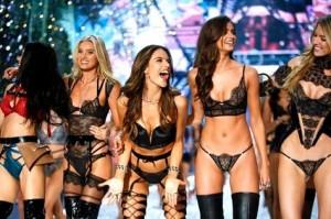 behind the scenes, victoria's secret fashion show