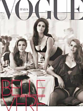 robyn lawley elle france cover, robyn lawley magazine cover, plus size model magazine cover, model advice